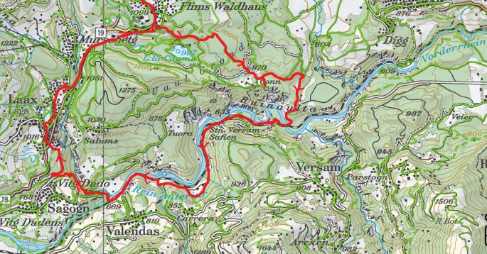 Gorges du Rhin