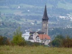 Sagogn Kirche