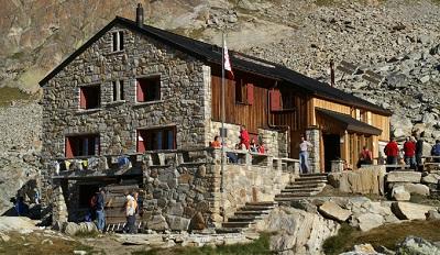 Almagellerhütte
