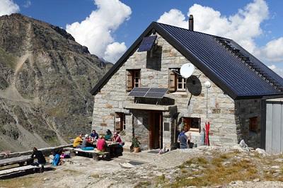 Bordierhütte SAC