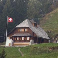 Cabane de Jaman