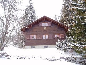 Cabane de la Menée