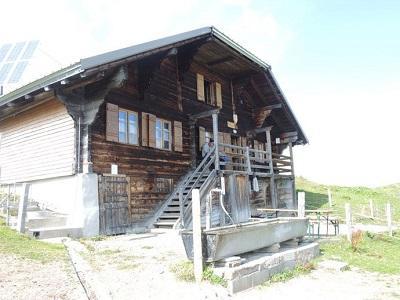 Cabane de l'Oberegg
