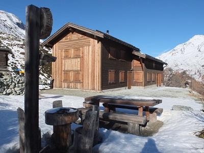 cabane du petit mountet